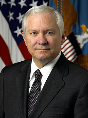 Robert Gates image